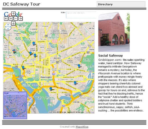 interactive-safeway-map-dc